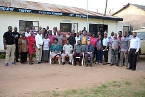 Photo of Tanzania Community Network Alliance Workshop